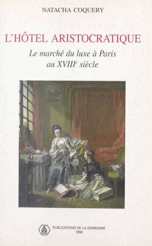 Hotel aristocratique