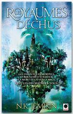 La trilogie de l'héritage t.2 ; royaumes déchus