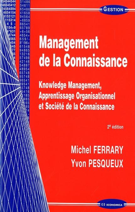 Management de la connaissance, 2e édition