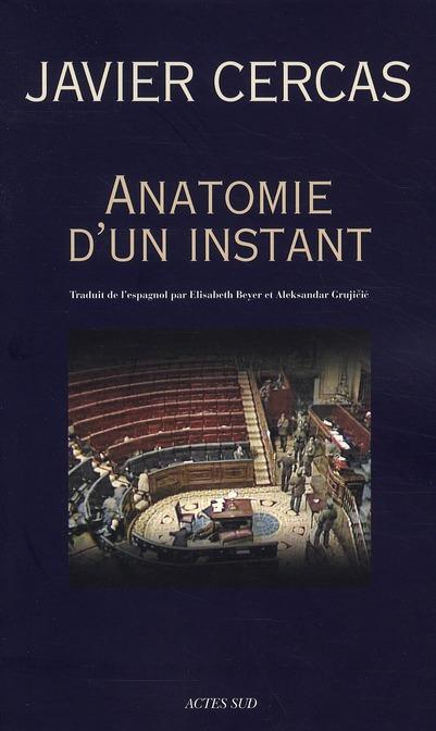 Anatomie D'Un Instant