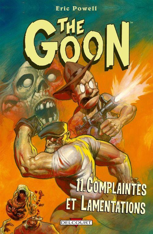 The Goon T11  - Eric Powell