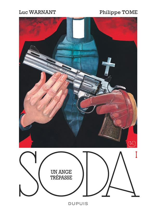 Soda T.1; Un Ange Trepasse