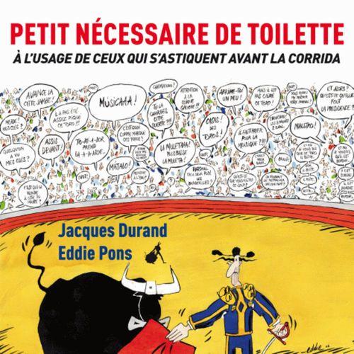 Petit nécessaire de toilette  - Jacques Durand  - Eddie Pons
