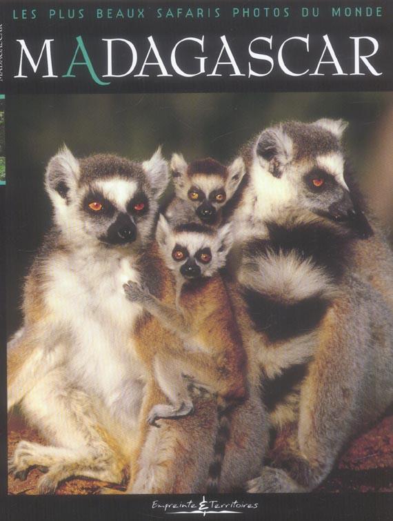 Les plus beaux safaris photos du monde ; Madagascar