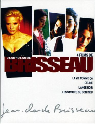 4 films de Jean-Claude Brisseau