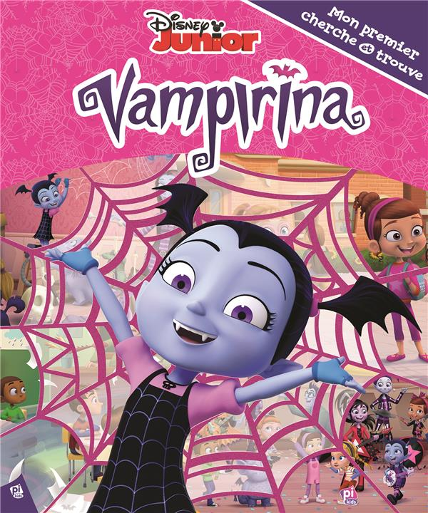 Mon premier cherche et trouve ; Vampirina