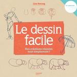 Vente Livre Numérique : Le dessin facile ; des créations réussies tout simplement !  - Lise Herzog