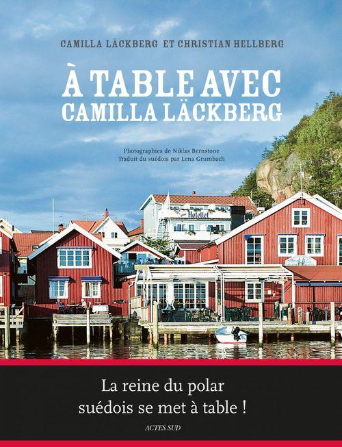 A table avec Camilla Läckberg