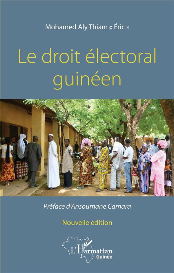 Le droit électoral guinéen