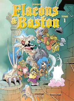 Flacons & baston T.1