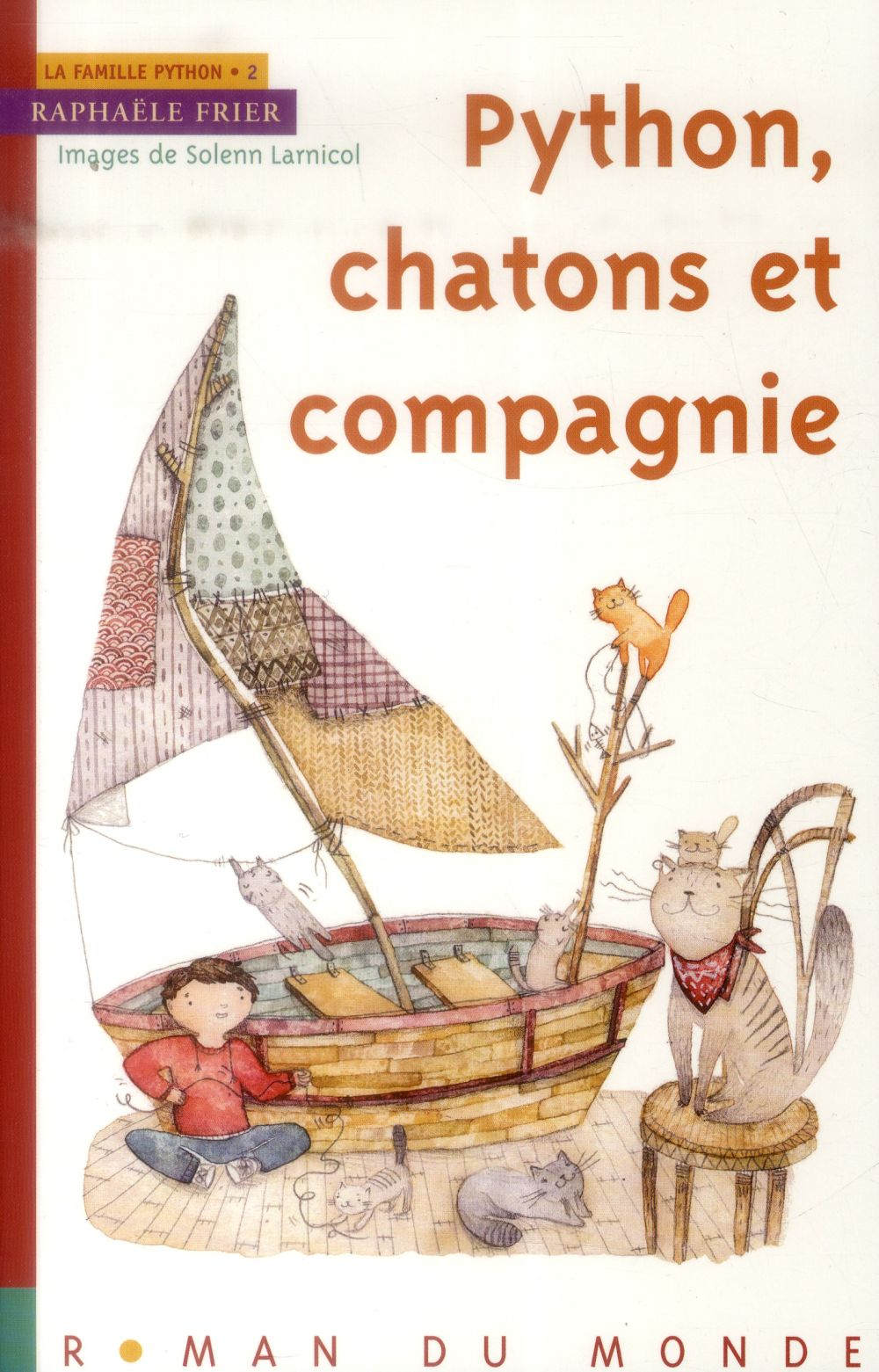 Python, chatons et compagnie