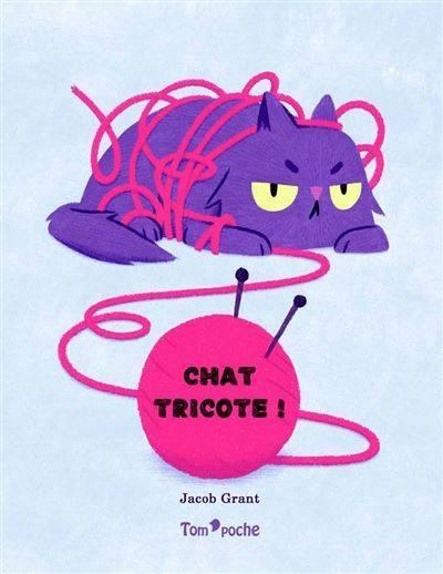 Chat tricote