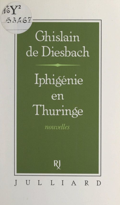 Iphigénie en Thuringe