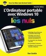 Vente Livre Numérique : L'ordinateur portable avec Windows 10 pour les nuls (édition 2017)  - Dan Gookin