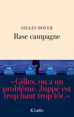 Rase campagne  - Gilles BOYER