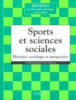 Couverture de Sports et sciences sociales