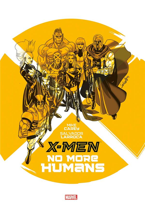 X-Men ; no more humans