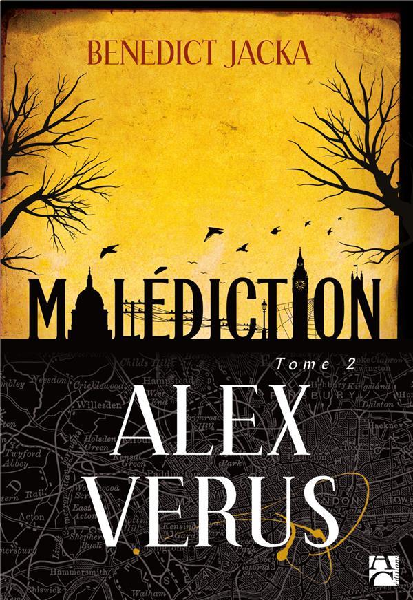 Alex Verus T.2 ; malédiction