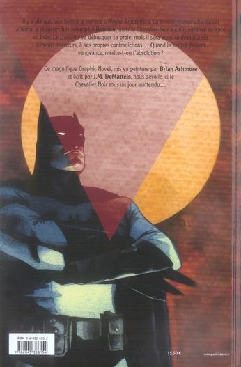 Batman ; absolution