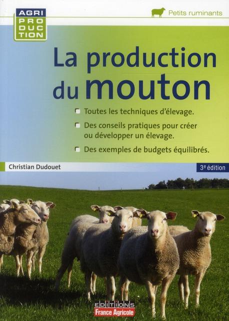 La Production Du Mouton (3e Edition)