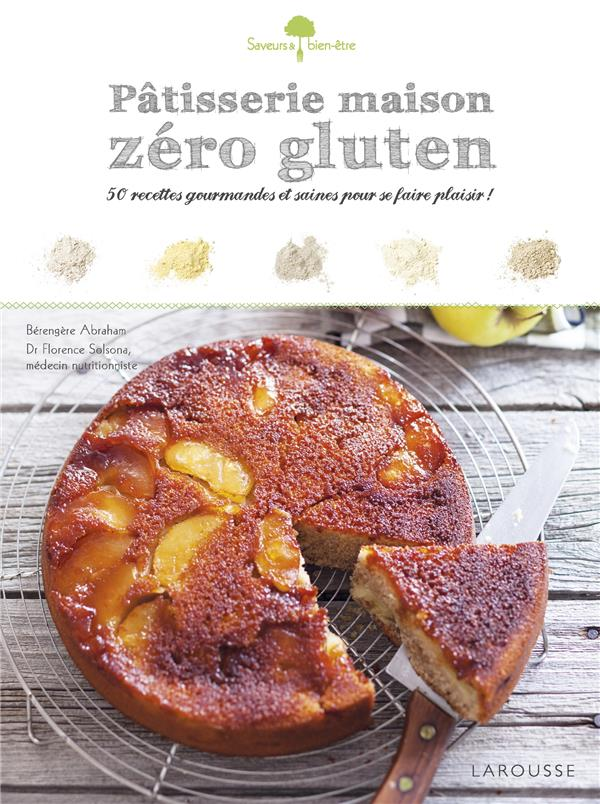 Pâtisserie maison ; zéro gluten