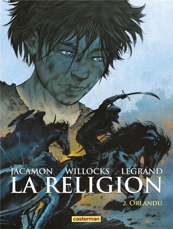 La religion T.2 ; Orlandu