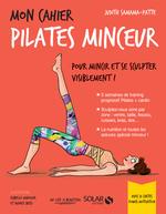 Vente Livre Numérique : Mon cahier Pilates minceur  - Judith SAMAMA-PATTE