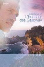 Couverture de L'honneur des galloway (harlequin prélud')