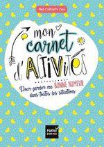 Vente Livre Numérique : Mes carnets zen - Mon carnet d'activités pour garder ma bonne humeur dans toutes les situations  - Karine Tercier