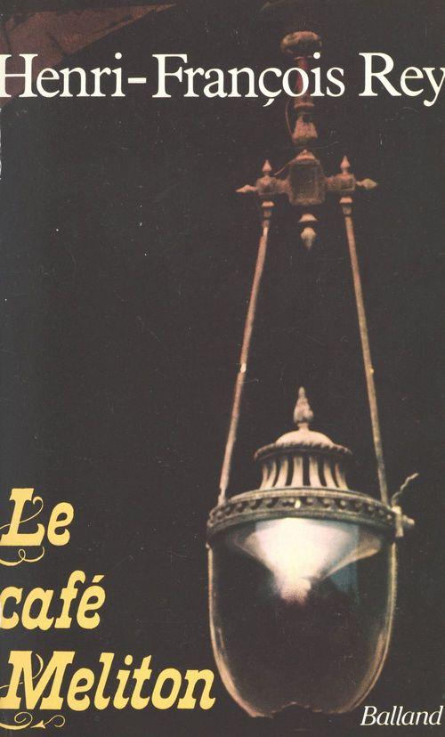 Le Café Méliton