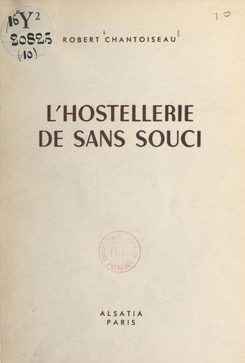 L'hostellerie de Sans-souci