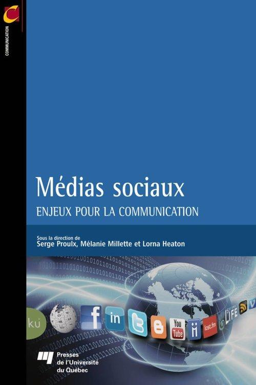 Médias sociaux ; enjeux pour la communication