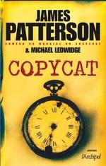 Vente Livre Numérique : Copycat  - Michael Ledwidge - James Patterson