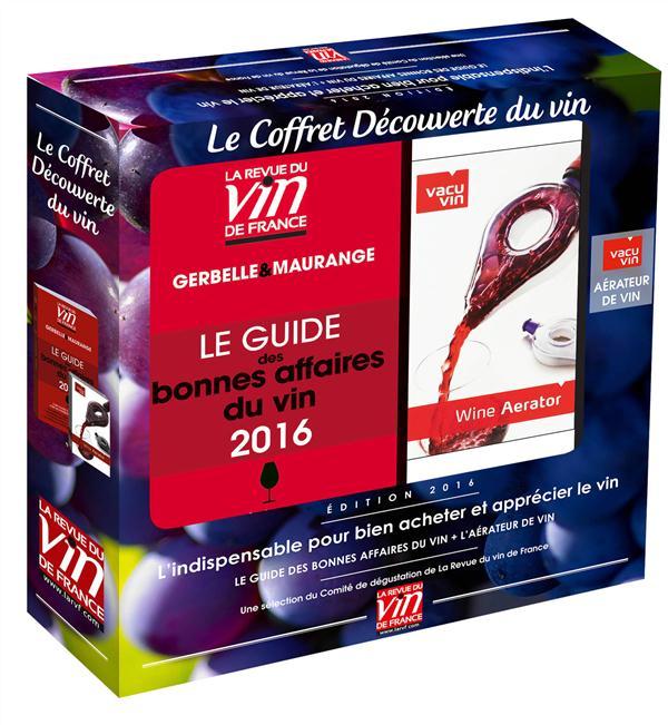 Découverte du vin (édition 2016)