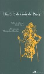 Couverture de Histoire des rois de pasey