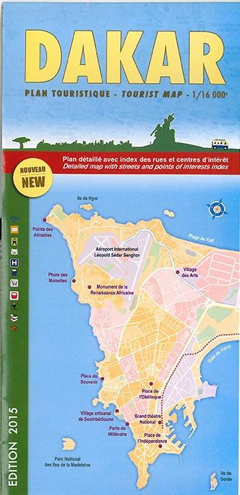 Dakar et ses environs (édition 2015)