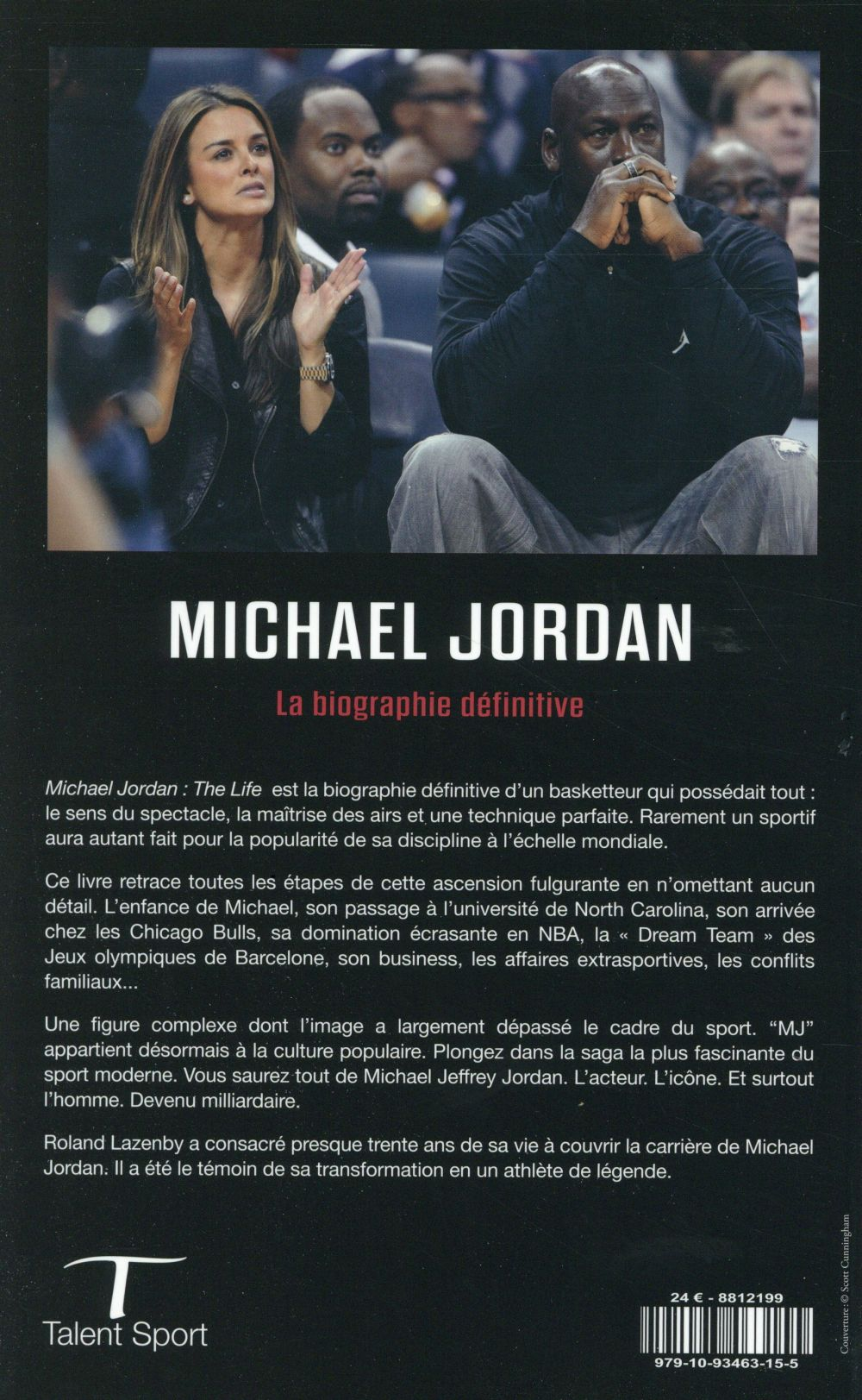 Michael Jordan ; the life
