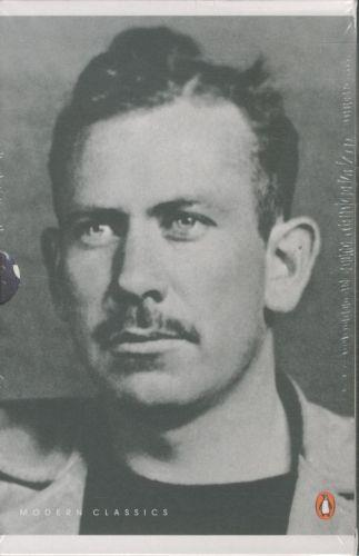 THE ESSENTIAL STEINBECK BOXED SET - CANNERY ROW, EAST OF EDEN, THE GRAPES OF WRATH, OF MICE AND MEN