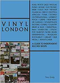 Vinyl london an independant record shop guide