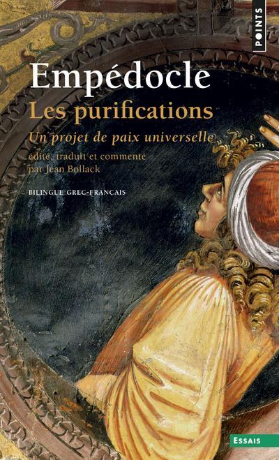 les purifications ; un projet de paix universelle