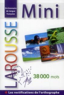 Mini Dictionnaire Larousse ; Francais
