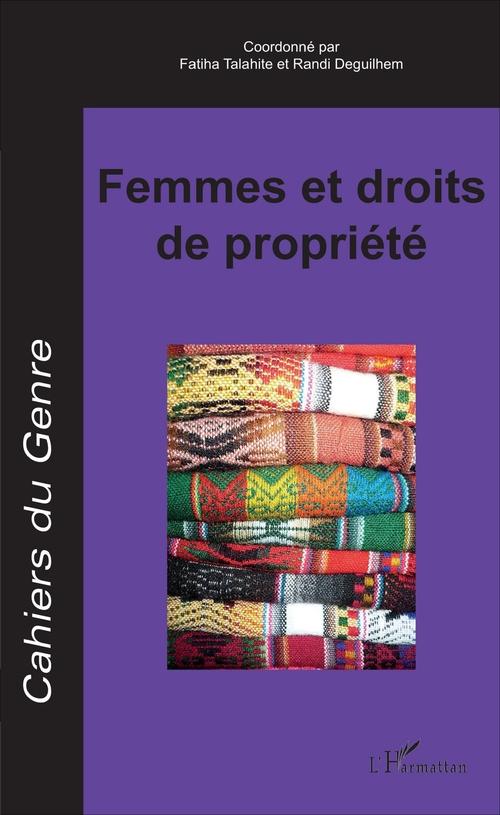 Femmes et droits de propriété (édition 2017)