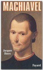 Vente Livre Numérique : Machiavel  - Jacques Heers