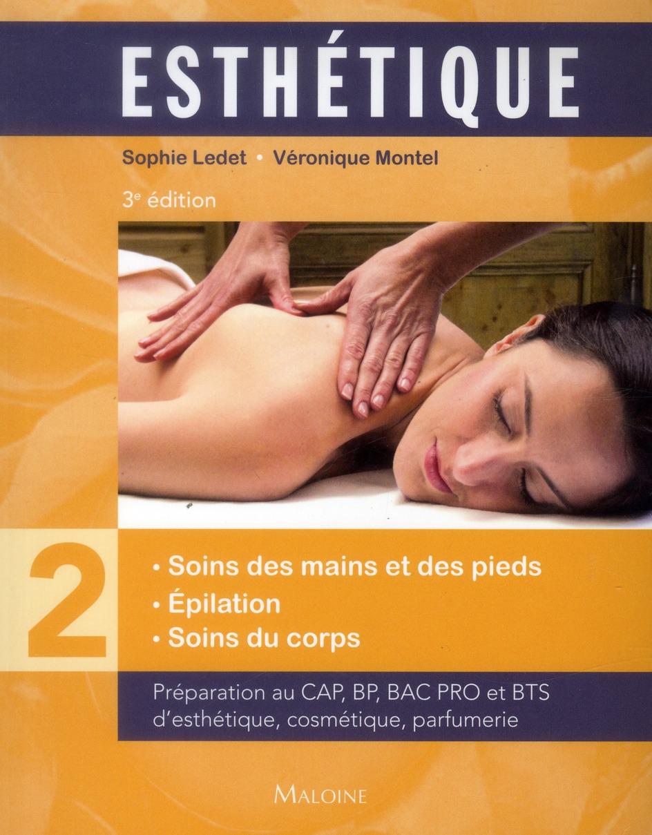 Esthetique T2 3eme Edition