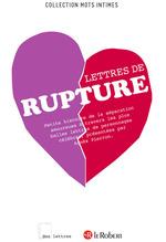 Vente Livre Numérique : Lettres de rupture  - Agnès Pierron