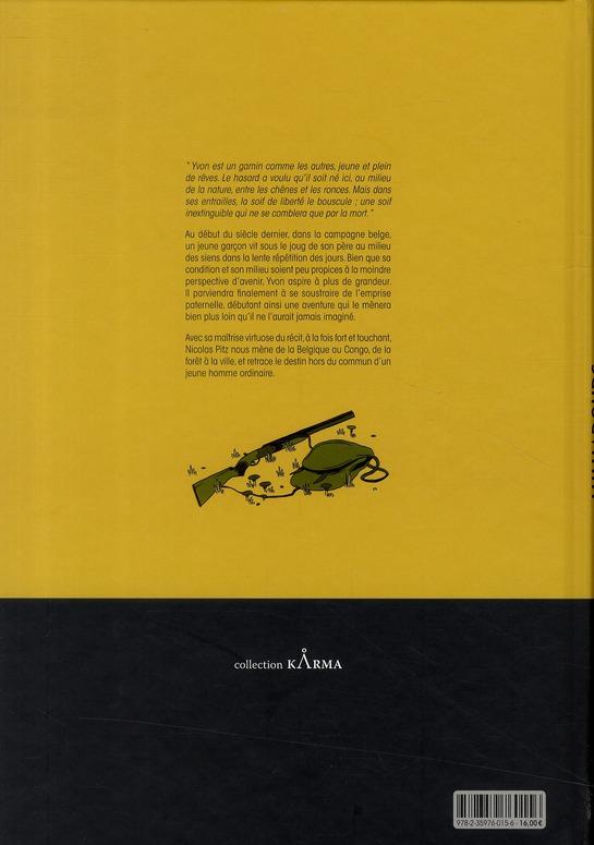 Luluabourg t.1 ; la naissance