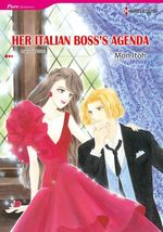 Vente Livre Numérique : Harlequin Comics: Her Italian Boss's Agenda  - Lucy Gordon - Mon Ito
