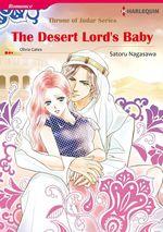 Vente Livre Numérique : Harlequin Comics: Throne Of Judar - Tome 1 : The Desert Lord's Baby  - Olivia Gates - Satoru Nagasawa