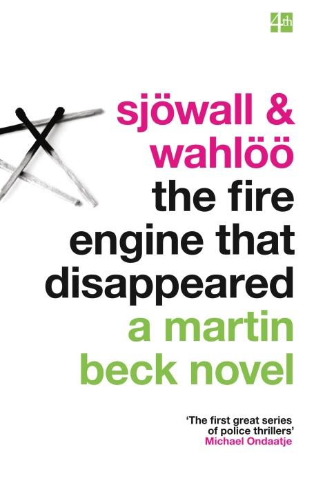 The fire engine that disappeared - the martin beck series v.5