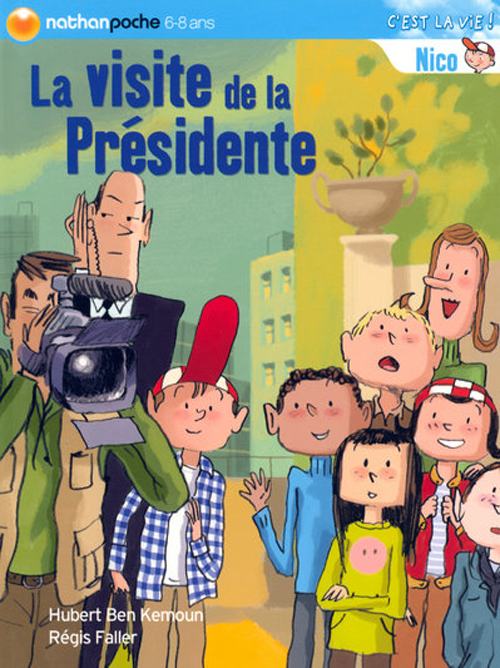 Nico ; la visite de la Présidente